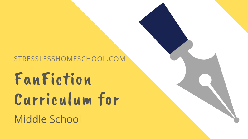 Writing Fanfiction as a Middle School Curriculum
